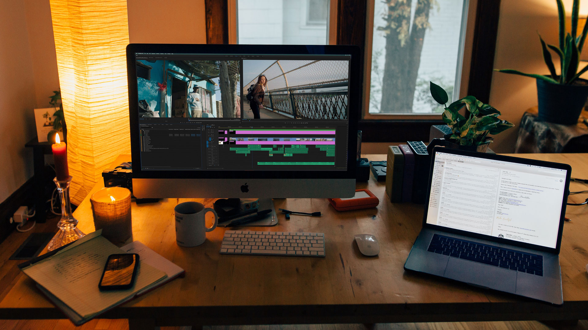 A-Z of video editing for beginners