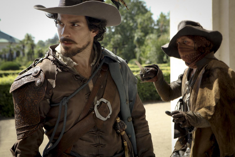 Kid Aramis A Feel Santiago'i Playing Like 'News Big Musketeers' UVzpqMS