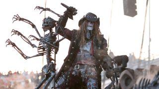 Rob Zombie live, 2010