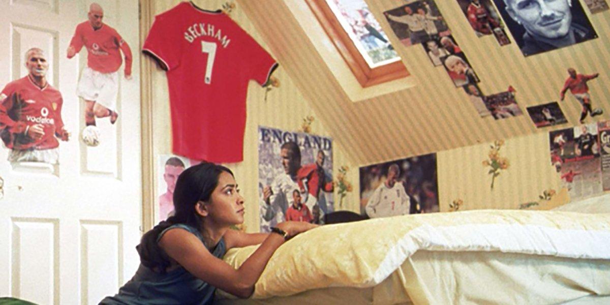 Parminder Nagra in Bend it Like Beckham