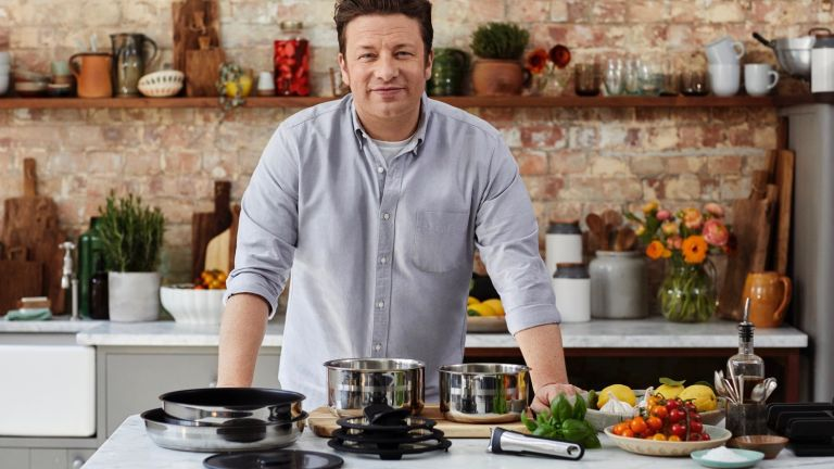Tefal Jamie Oliver Ingenio collection