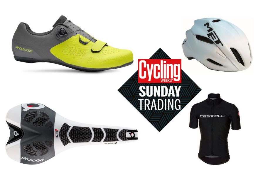 Sunday Trading: Gabba half price, Spesh shoe discounts and Ultegra £500 off
