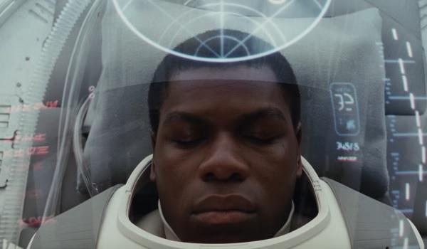 Star Wars: The Last Jedi Finn Coma