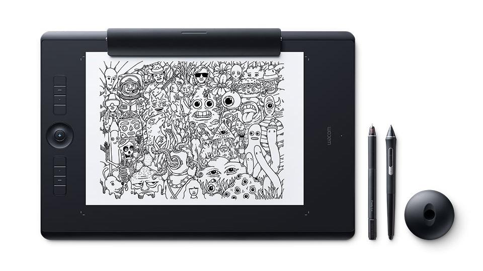 Wacom price crash! £110 off Intuos Pro graphics tablet | Creative Bloq