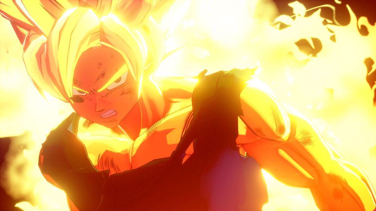 Dragon Ball Z Kakarot Review Nostalgia S Not Enough Gamesradar