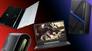 Dell Gaming PC and laptop deals