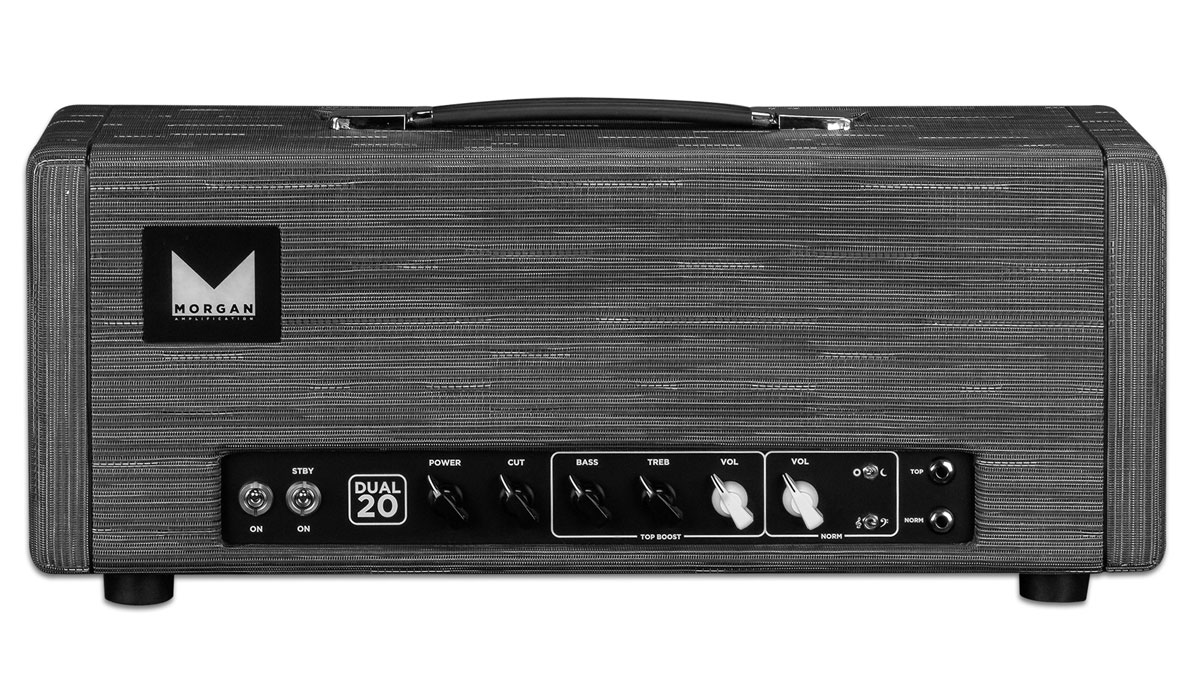 Morgan's Dual 20 teams its AC 20 Deluxe and Abbey for one all-powerful amp | MusicRadar