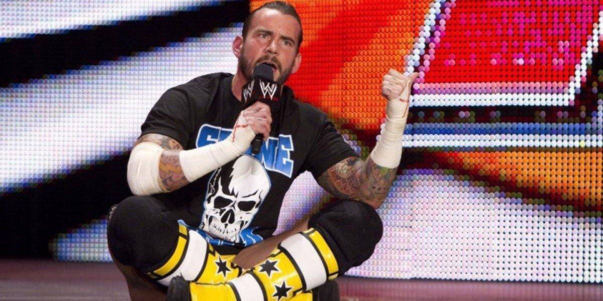 CM Punk Pipe Bomb