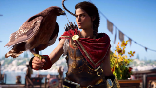 Assassin's Creed Odyssey - Best PS4 Pro games