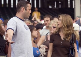 Vince Vaughn and Jennifer Aniston are breaking up