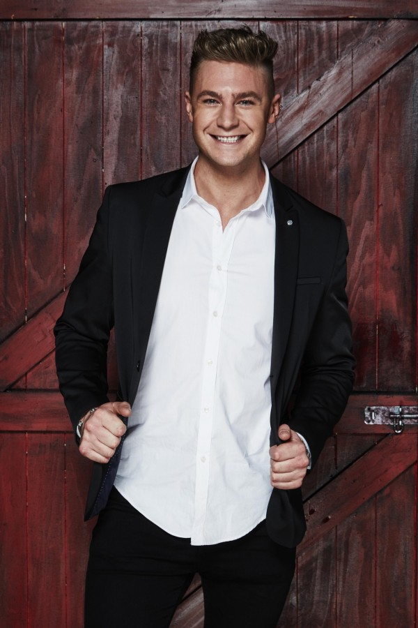 Celebrity Big Brother contestant Scotty T