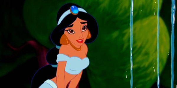 Jasmine in Aladdin