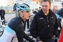 Johan Bruyneel will attempt to work the oracle with Andy Schleck in 2012.