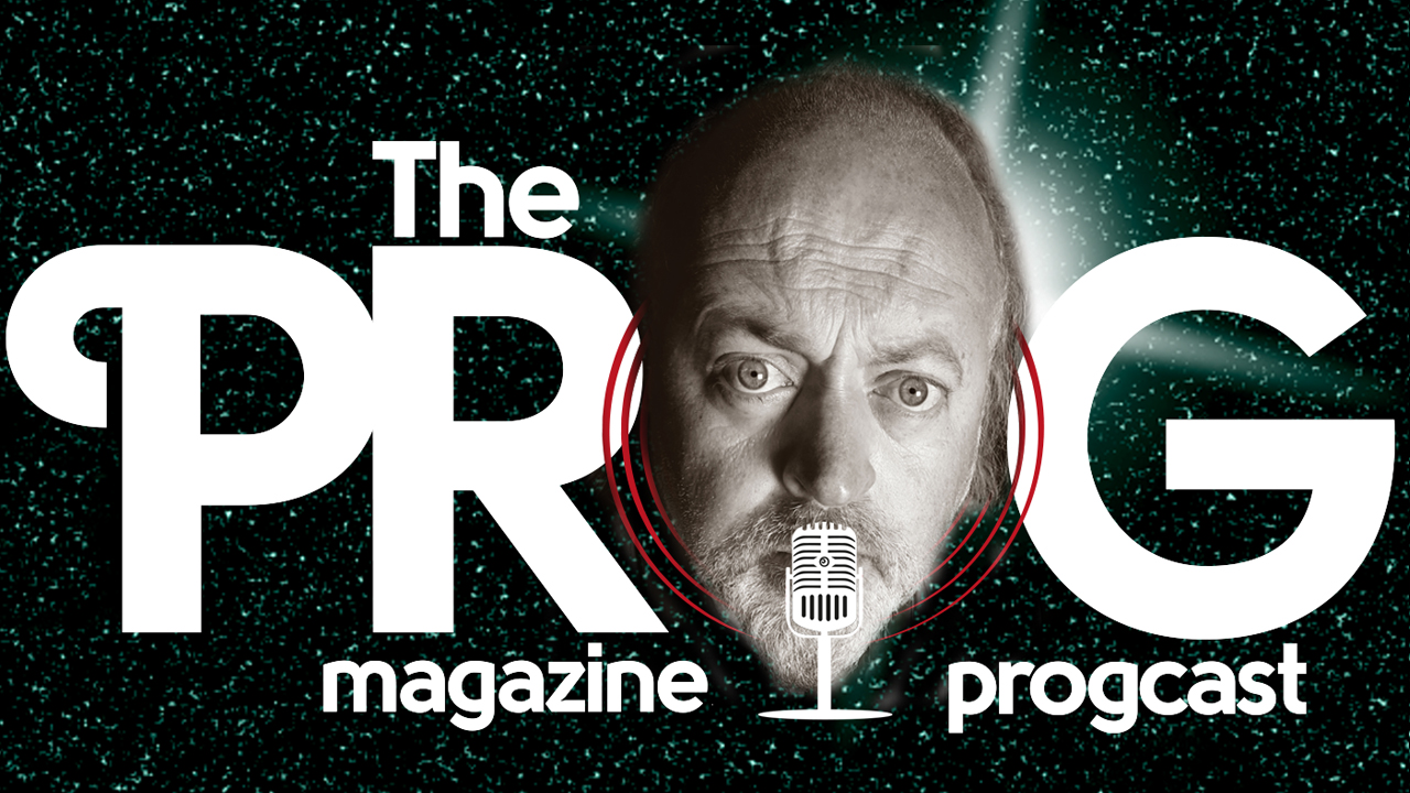 It's the new Prog Magazine podcast with Bill Bailey!