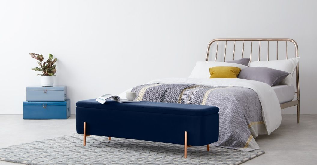 Revamping your bedroom? Good news, Made.com has 20% off bedroom furniture!