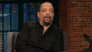 Bad experience: Ice-T