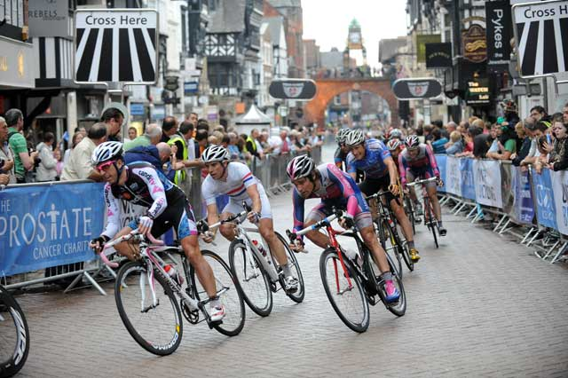 Tour Series 2009, round 9, Chester