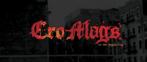 Cro-Mags: In The Beginning album cover