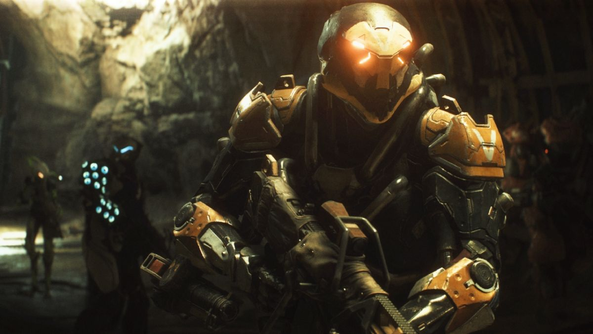 Anthem's executive producer is answering (almost) all questions about BioWare's next game