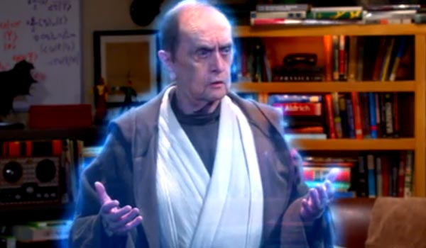 bob newhart obi wan arthur the big bang theory cbs