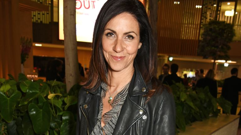"""Julia Bradbury mastectomy - Julia Bradbury attends the press night after party for """"Stepping Out"""" at the Coutts Bank on March 14, 2017 in London, England"""