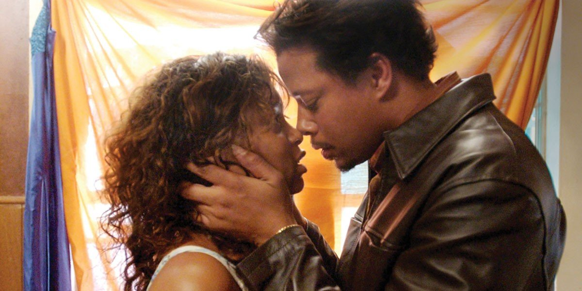 Taraji P. Henson and Terrence Howard