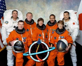 Next Space Shuttle Crew Eager to Fly