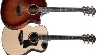 Taylor Builder's Edition 324CE and 816CE