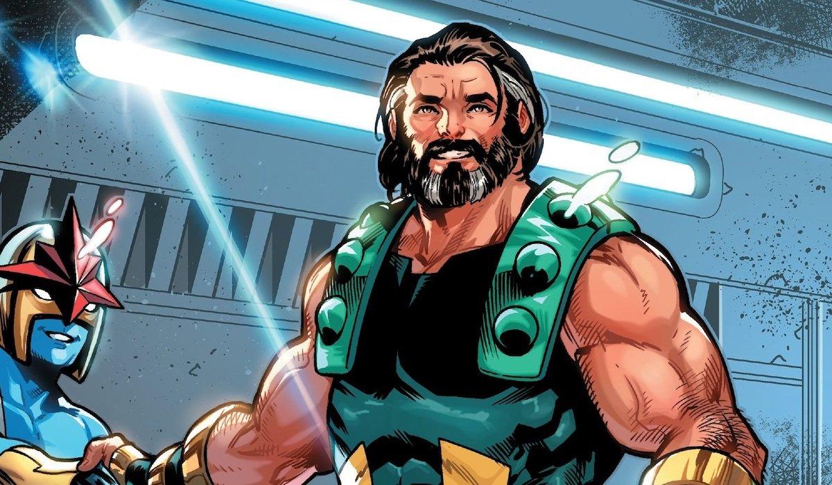 Hercules Marvel Comics