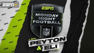 Monday Night Football With Peyton and Eli