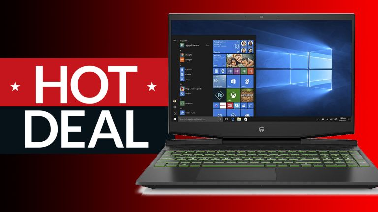 Save $260 with Target's HP Pavilion gaming laptop deal.