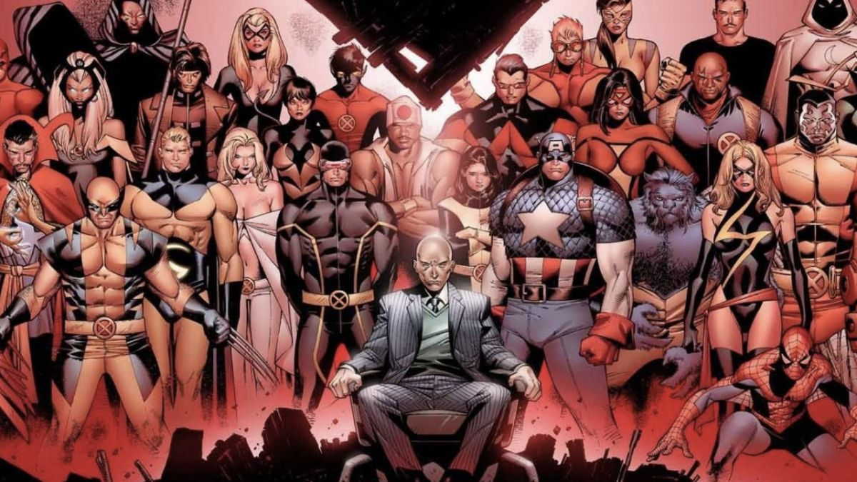 What is the Marvel Comics event House of M?
