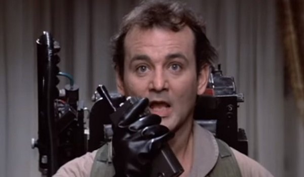 Peter Venkman Bill Murray Ghostbusters