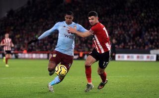 Sheffield United v Aston Villa – Premier League – Bramall Lane