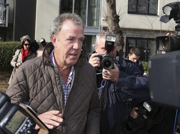Jeremy Clarkson (Philip Toscano/PA)