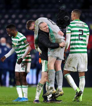 Hearts v Celtic – Scottish Cup – Final – Hampden Park