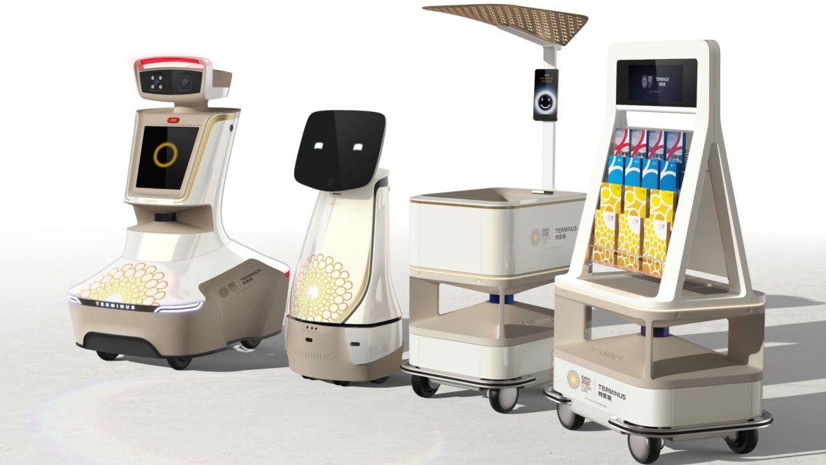 Terminus có trụ sở tại Trung Quốc để triển khai hơn 150 robot tương tác tại hội chợ triển lãm 2020