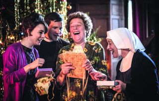 Call the Midwife to return with a Christmas special as 7.1 million viewers watch tearful finale