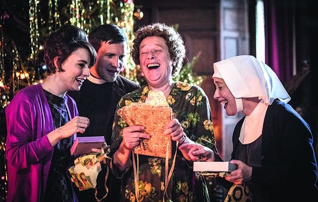 call the midwife 2017 christmas specialwhat time is the call the miidwife christmas special on - Christmas Shows Tonight