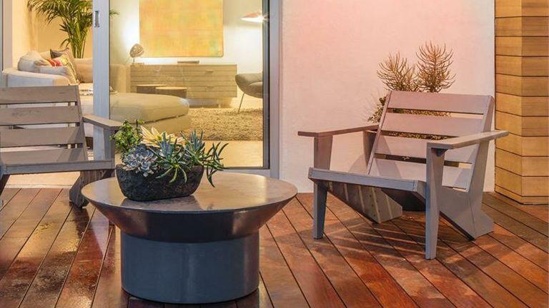 Garden furniture sales at Wayfair