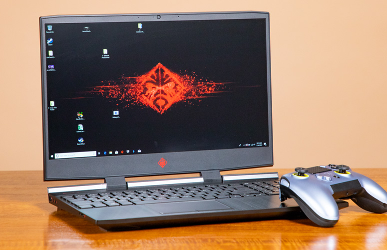 Hp Omen 15 2018 Full Review And Benchmarks Laptop Mag
