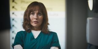 Connie Beauchamp's claws are out in Casualty