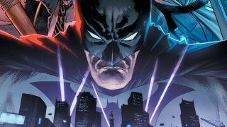 Batman #105 cover