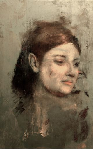 Edgar Degas Hidden Portrait
