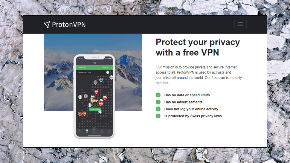 ProtonVPN Privacy