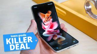 Samsung Galaxy Z Fold 3 deal