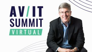Jay B. Myers will speak at the 2021 AV/IT Summit