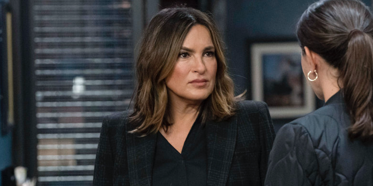 benson law and order svu