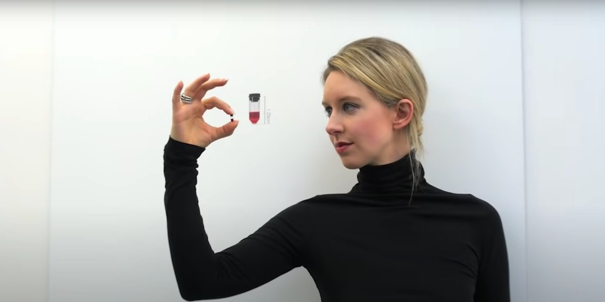 The Dropout: The Cast And 6 Quick Things We Know About Hulu's Theranos Series