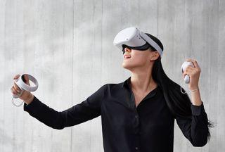 Oculus Quest Pro features